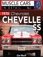 1970 Chevrolet Chevelle SS: In Detail No. 1
