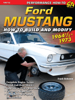 Ford Mustang Performance Projects: 1964 1/2 - 1973