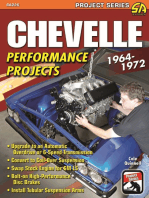Chevelle Performance Projects