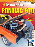 How to Restore Your GTO