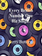 Every British Number One Hit Single.