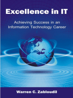 Excellence in It: