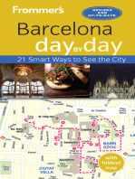 Frommer's Barcelona day by day