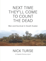 Next Time They'll Come to Count the Dead