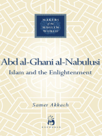 Abd al-Ghani al-Nabulusi: Islam and the Enlightenment