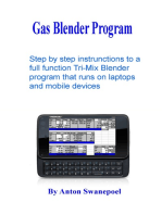 Gas Blender Program