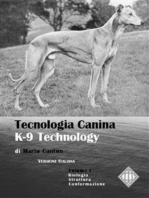 Tecnologia Canina. K-9 Technology. Vol. 1