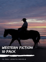 Western Fiction 10 Pack