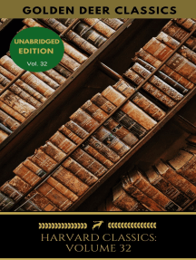 Harvard Classics Volume 32: Literary And Philosophical Essays