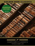 Harvard Classics Volume 23