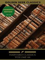 Harvard Classics Volume 44