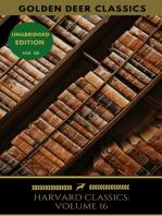 Harvard Classics Volume 16