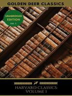 Harvard Classics Volume 1