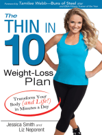 The Thin in 10 Weight-Loss Plan