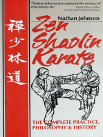 Zen Shaolin Karate