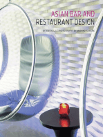 Asian Bar and Restaurant Design