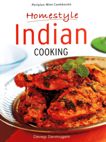 Mini Homestyle Indian Cooking