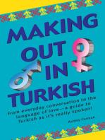 Making Out in Turkish: Turkish Phrasebook
