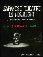 Japanese Theatre in Highlight