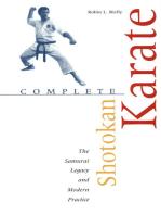 Complete Shotokan Karate: History, Philosophy, and Practice