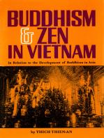Buddhism & Zen in Vietnam