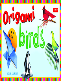 Origami Birds: Make Colorful Origami Birds with This Easy Origami Kit: Includes  Origami Book with 20 Projects: Great for Kids and Adults!
