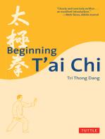 Beginning T'ai Chi