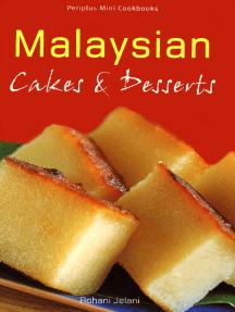Mini Malysian Cakes and Desserts