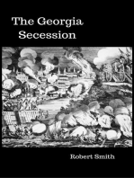 The Georgia Secession