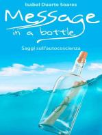 Message in a Bottle - Saggi sull'autocoscienza