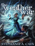 The Weather War: Storms in Amethir, #4