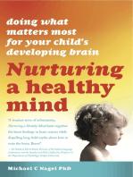 Nurturing A Healthy Mind
