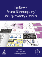 Handbook of Advanced Chromatography /Mass Spectrometry Techniques