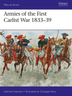 Armies of the First Carlist War 1833–39