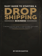 Easy Guide To Starting A Drop Shipping Business
