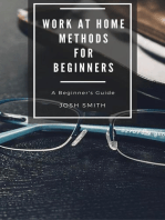 Work at Home Methods for Beginners