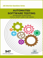 Automated Software Testing Interview Questions You'll Most Likely Be Asked