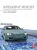 Intelligent Vehicles: Enabling Technologies and Future Developments