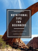 Nutritional Tips for Beginners
