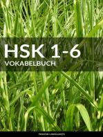 HSK 1-6 Vokabelbuch