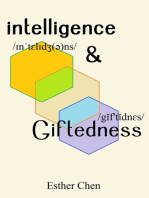 Intelligence And Giftedness