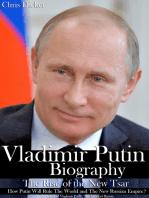 Vladimir Putin Biography