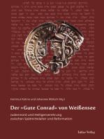Der »Gute Conrad« von Weißensee