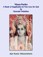 Vinaya-Patrika A Book of Supplication & True Love for God by Goswami Tulsidas