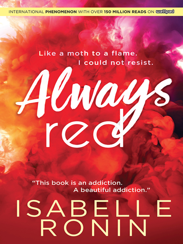 Always Red by Isabelle Ronin - Book - Read Online