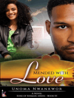 Mended With Love: Sons of Ishmael, #3