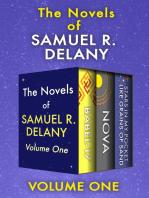 The Novels of Samuel R. Delany Volume One