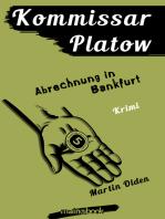 Kommissar Platow, Band 10