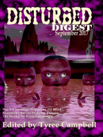 Disturbed Digest September 2017