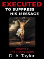 Christians Should Not Tithe